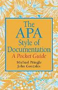 APA Documentation and Style