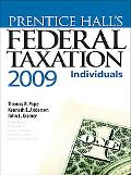 Prentice Hall's Federal Taxation 2009