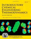 Introductory Chemical Engineering Thermodynamics: (2nd Edition) (Prentice Hall International Series in the Physical and Chemical Engineering Sciences)