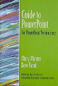 Guide to PowerPoint 2007