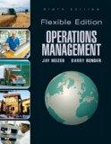 Operations Management, Flexible Edition and Lecture Guide and Student CD and DVD Package (9th Edition)