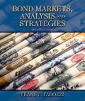 Bond Markets, Analysis, and Strategies