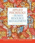 Applied Psychology in Human Resource Management (7th Edition)