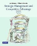 Concepts, Strategic Management and Competitive Advantage (3rd Edition)