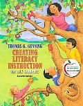 Creating Literacy Instruction for All Students (with MyEducationLab) (7th Edition)