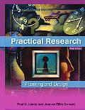 Practical Research: Planning and Design (with MyEducationLab)