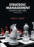 Strategic Management (13th Edition) (MyManagementLab Series)