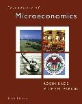 Foundations of Microeconomics (5th Ed