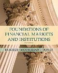 Foundations of Markets and Institutions