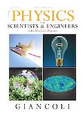 Physics for Scientists and Engineers Vol. 2 (Chs 21-35) with Masteringphysic