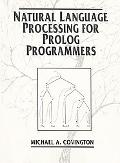 Natural Language Processing for Prolog Programmers