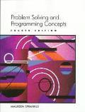 Problem Solving+programming Concepts