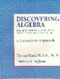Discovering Algebra:lab.approach