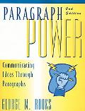 Paragraph Power Communicating Ideas Through Paragraphs