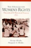 Struggle for Women's Rights Theoretical and Historical Sources