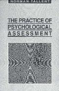 Practice of Psychological Assessment