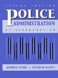 Police Administration An Introduction