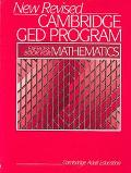 New Revised Cambridge Ged Program Exercise Book for Mathematics