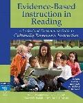 Evidence-Based Instruction in Reading: A Professional Development Guide to Culturally Respon...