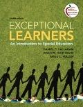 Exceptional Learners: An Introduction to Special Education (12th Edition) (MyEducationLab Se...