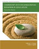 Leadership and Organizational Behavior in Education: Theory into Practice