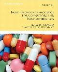 Basic Psychopharmacology for Counselors and Pyschothera