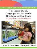 The Crosscultural Language and Academic Development Handbook