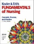 Kozier & Erb's Fundamentals of Nursing Value Pack (includes Study Guide for Kozier & Erb's F...