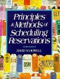Principles & Methods of Scheduling Reservations