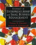 Essentials of Entrepreneurship...mgmt.