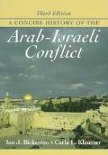 Concise Hist.of Arab-israeli Conflict
