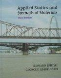 Applied Statics and Strength of Materials (3rd Edition)