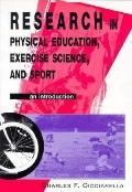 Research in P.e.,exercise Sci.,+sport