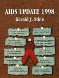 Aids Update 1998 - Gerald J. Stine - Paperback - Older Edition