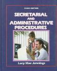 Secretarial and Administrative Procedures