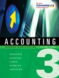 Accounting, Volume 3 with MyAccountingLab, Canadian Seventh Edition (7th Edition)