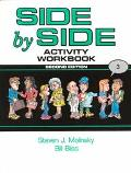 Side by Side Activity Workbooks 3