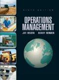 Operations Management and Student CD and Student DVD Package (9th Edition)