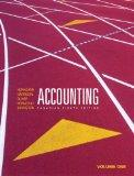 Accounting, Volume 1, Canadian Eighth Edition (8th Edition)