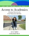 Access to Academics: Planning Instruction for K-12 Classrooms with ELLs (Pearson Resources f...