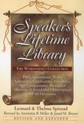 Speaker's Lifetime Library - Leonard Spinrad - Hardcover