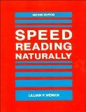Speed Reading Naturally