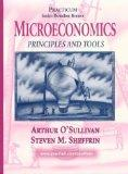Microeconomics: Principles and Tools : Practicum