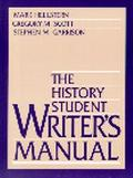 History Student Writer's Manual