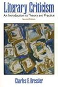 Literary Criticism An Introduction to Theory and Practice