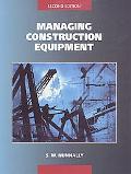 Managing Construction Equipment