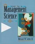 Intro.to Management Science-w/cd