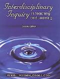 Interdisciplinary Inquiry in Teaching and Learning