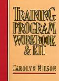 Training Program Workbook and Kit
