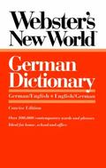 Webster's New World German Dictionary German/English English/German